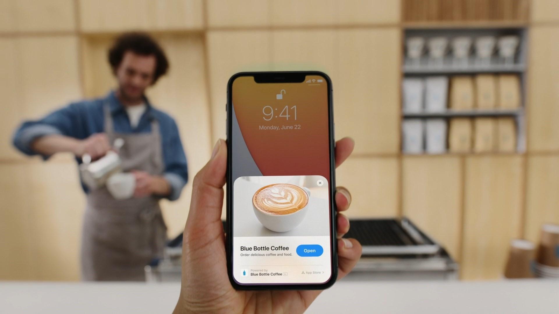 App Clips iOS14