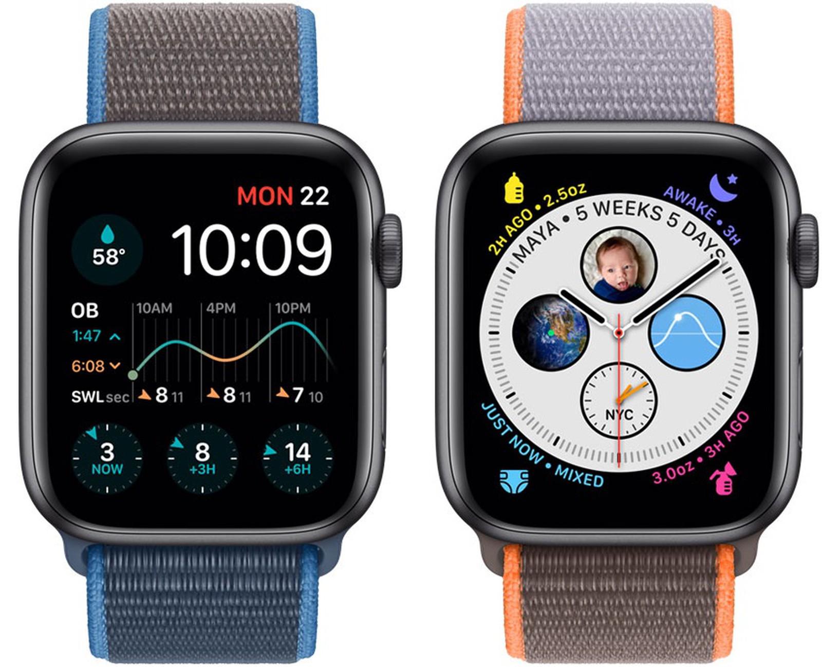 модернизации циферблатов watchos7
