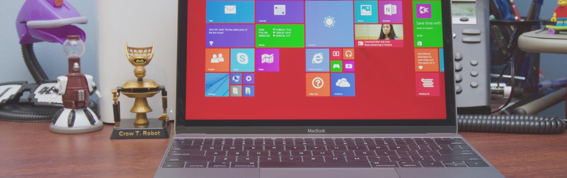 Windows na mac