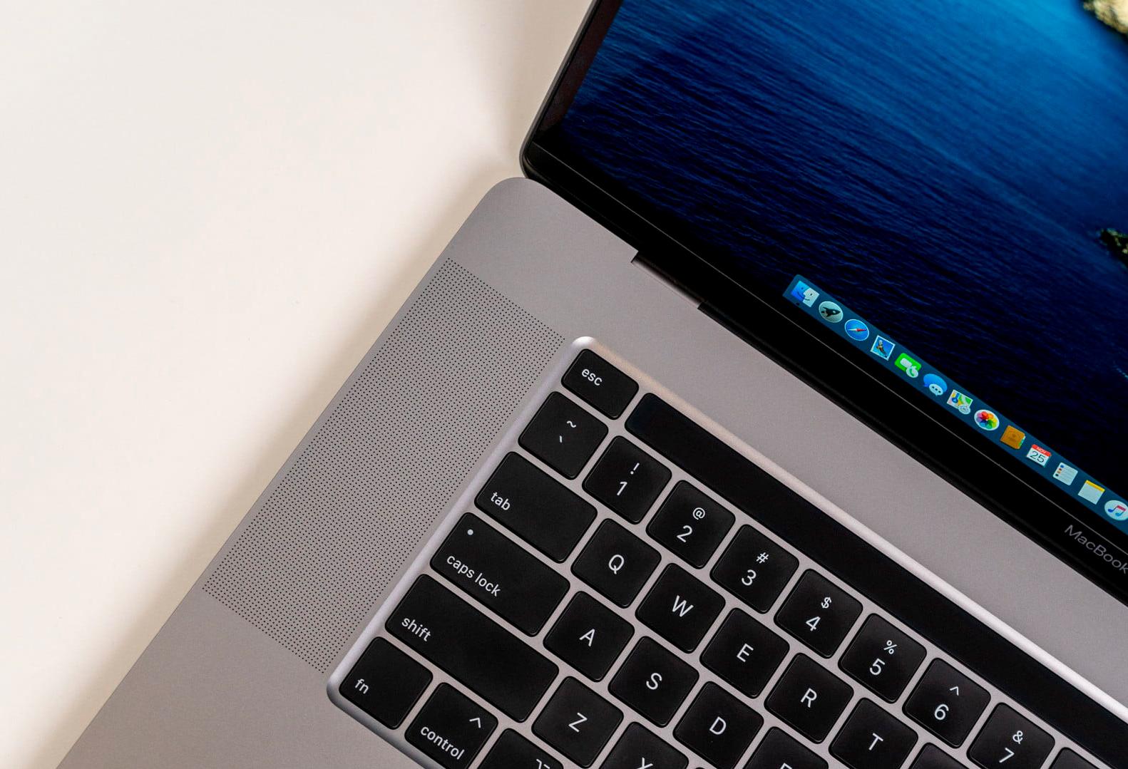 Ремонт динамиков Macbook