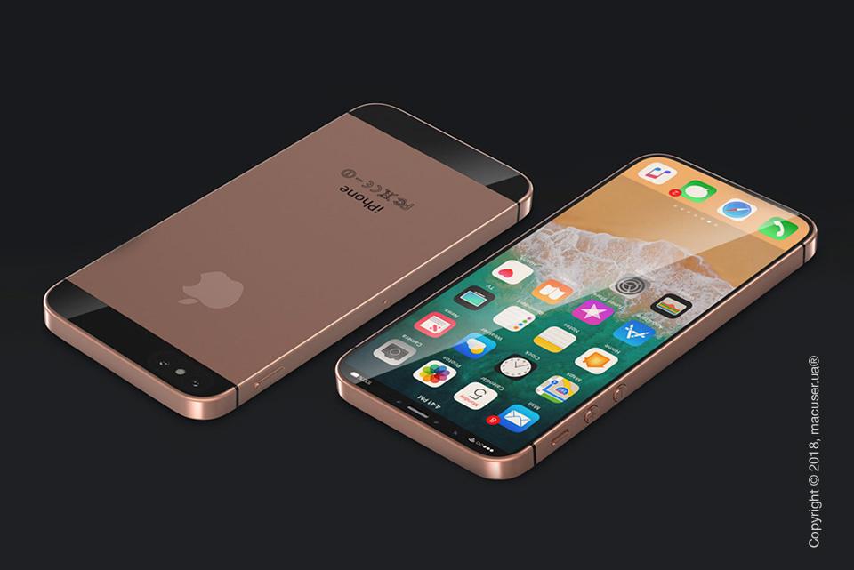 Apple SE 2 фото