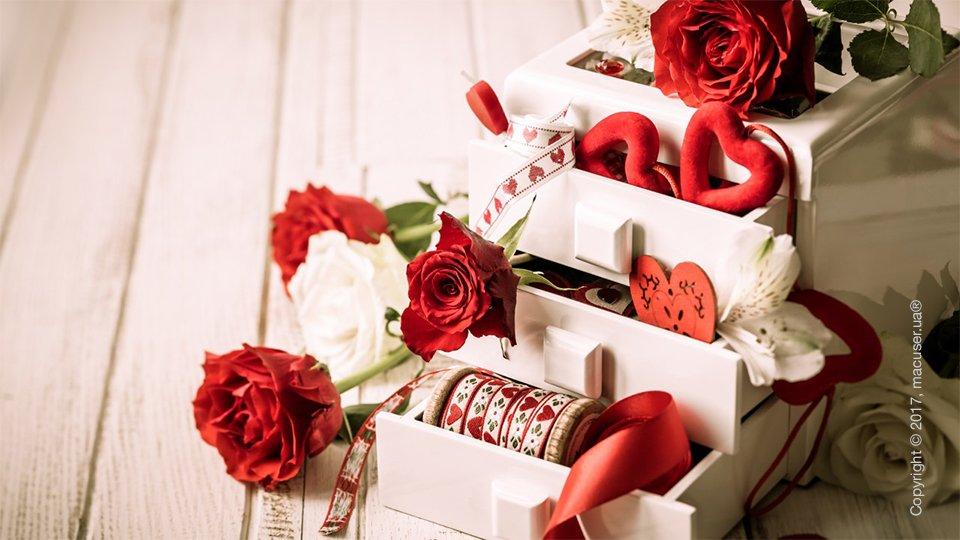 14 февраля, дарите полезные подарки!