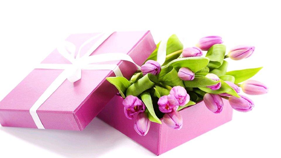 ТОП-7 подарков к 8 марта