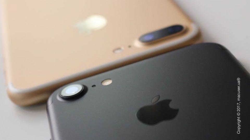 Какой iPhone выбрать в 2017