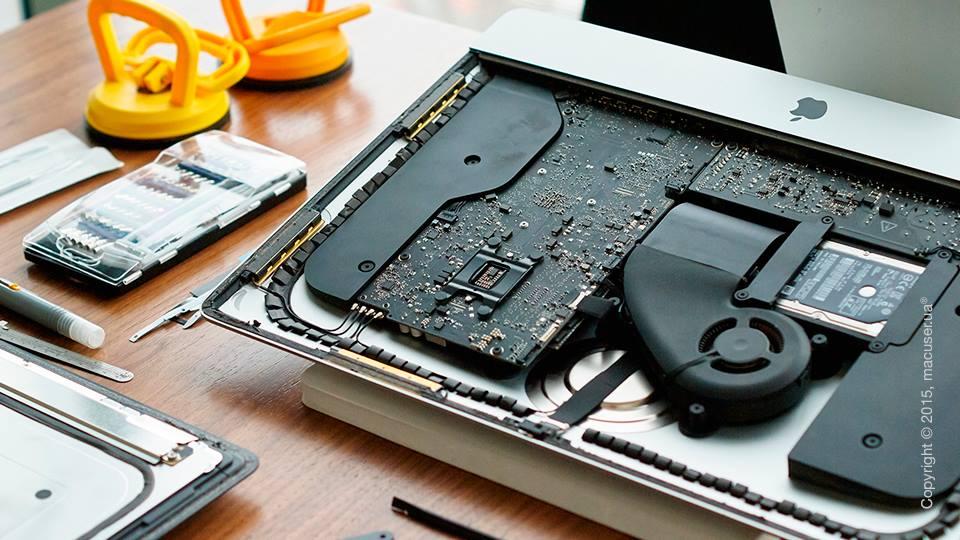 Диагностика, профилактика и чистка Apple MacBook Air, MacBook Pro, iMac, Mac mini и Mac Pro
