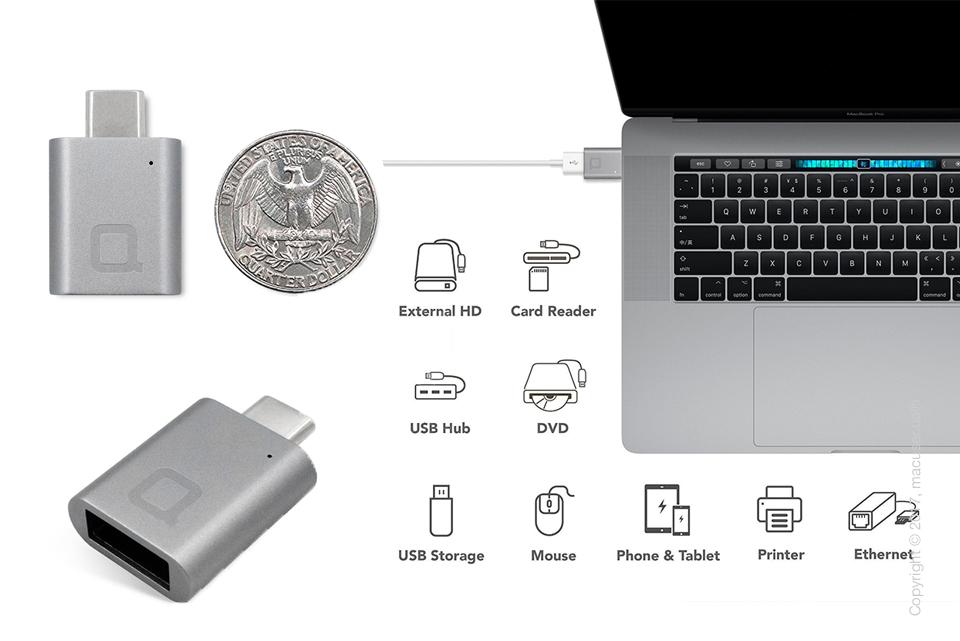 Аксессуары для новых MacBook Pro