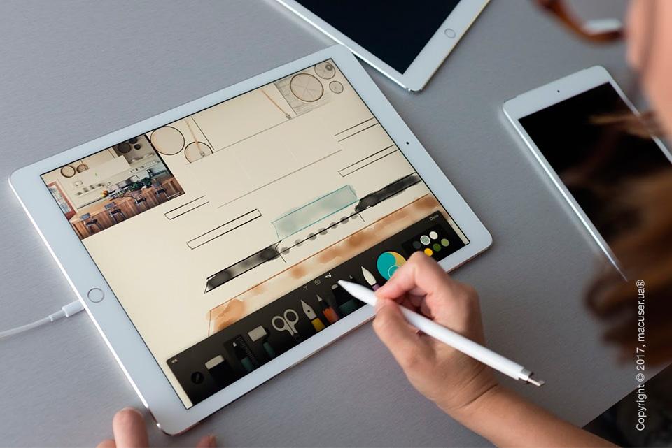Новая модель iPad 10.5