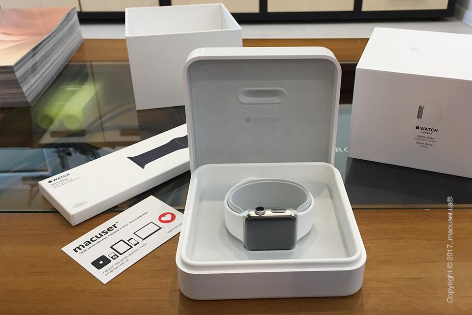 Apple Watch в продаже macuser.ua