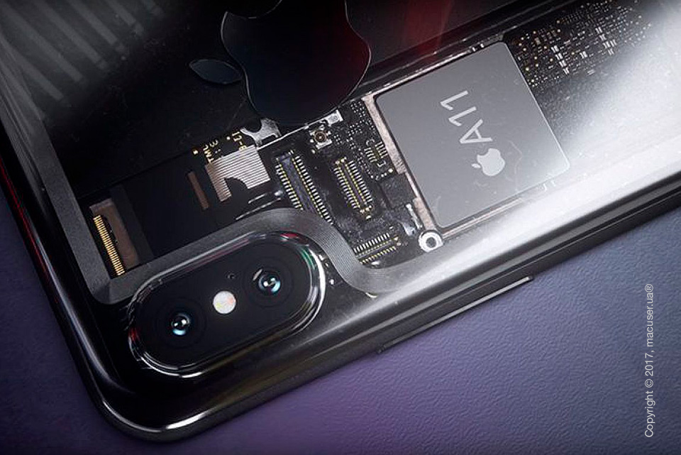 iPhone 8 процессор A11