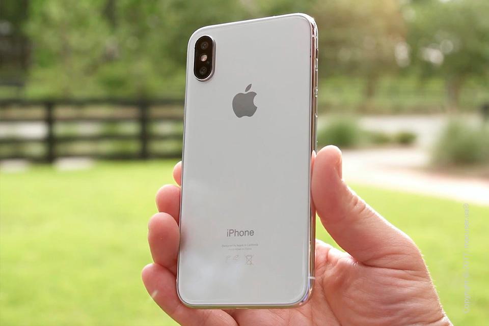 iPhone 8 серебристый