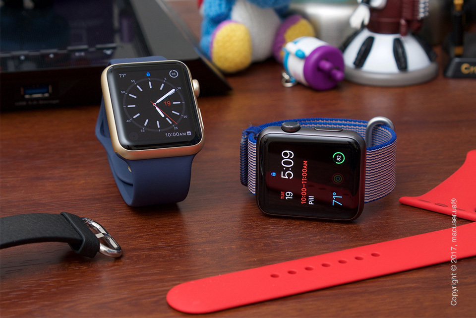 Зачем люди используют Apple Watch
