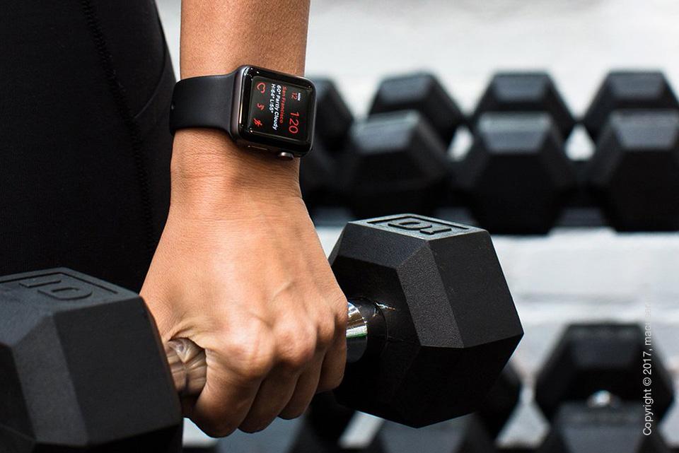 Apple Watch для занятий спортом