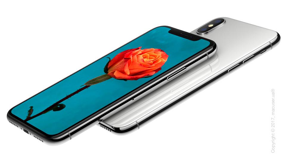 Анонс нового iPhone X