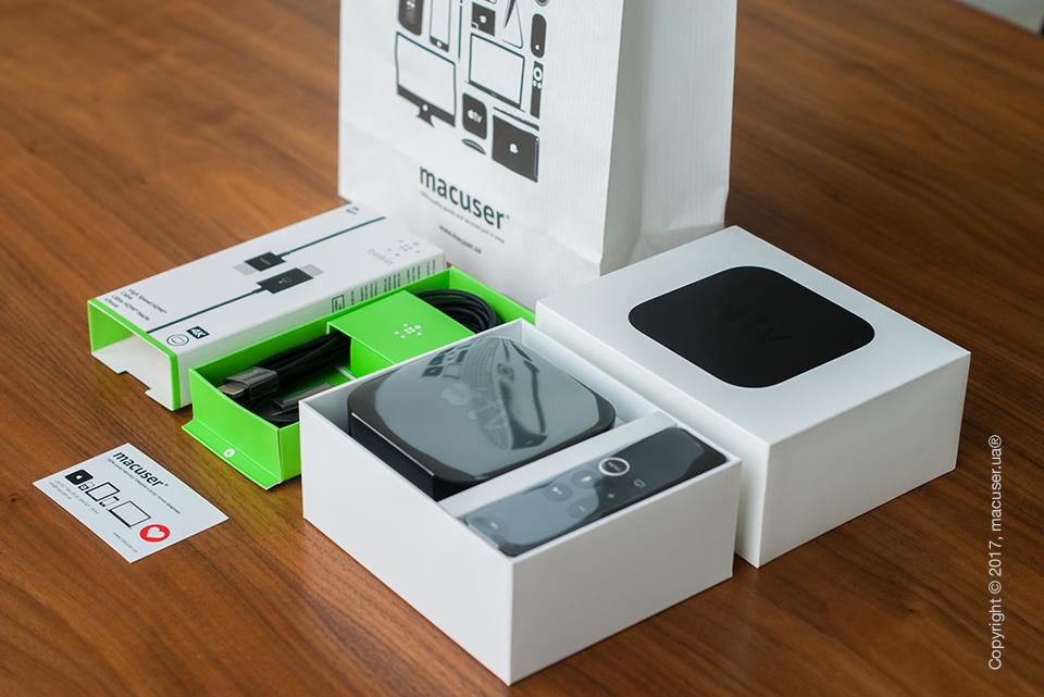 Анонс нового поколения Apple TV
