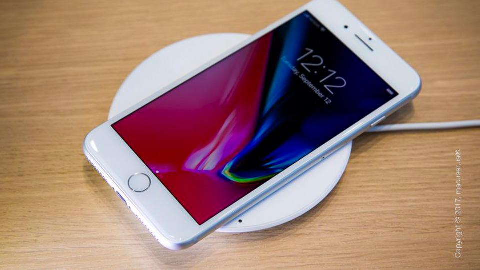 Cравнение iPhone 7 и iPhone 8