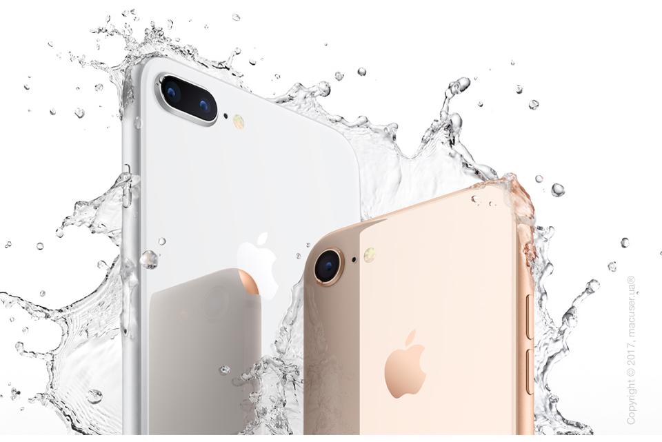 Сравнение iPhone 7 и iPhone 8
