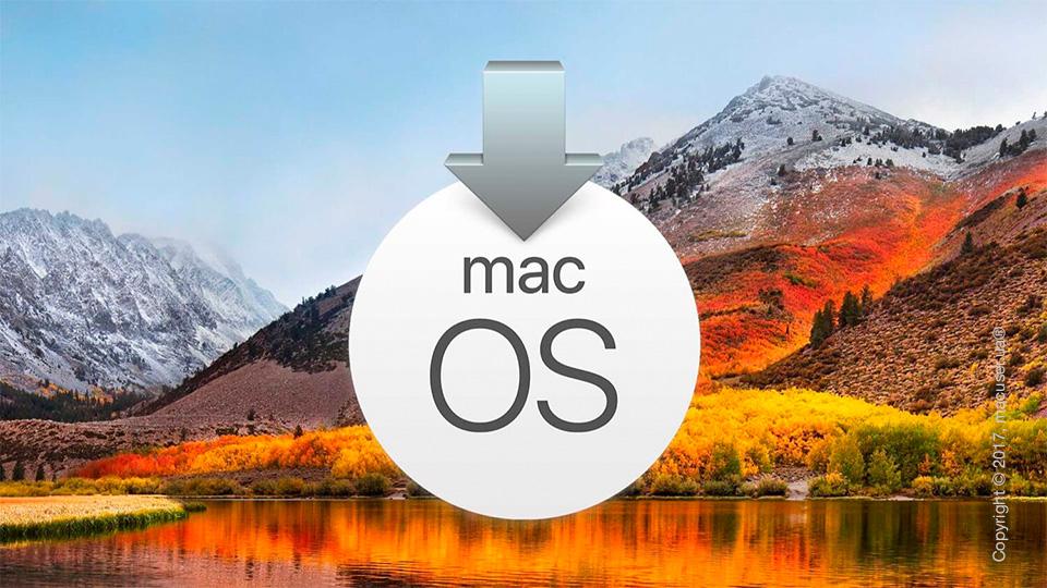 Обзор MacOS High Sierra