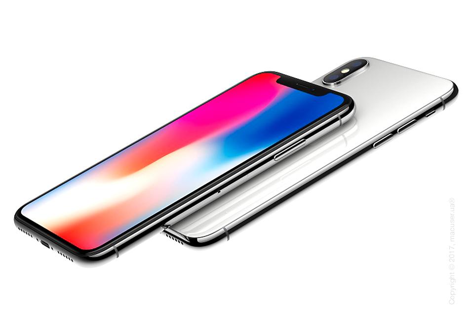 Два варианта расцветки нового iPhone x