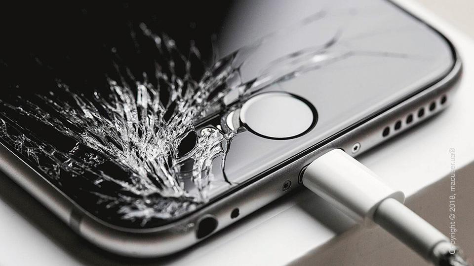 Замена дисплейного модуля на iPhone X / 8 / 8 Plus. Наши специалисты выявили проблему!