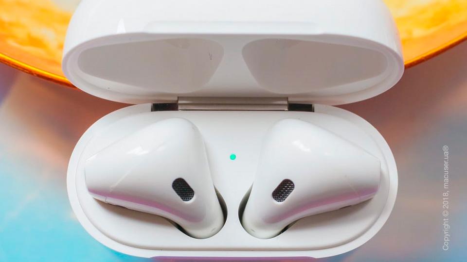 Подключение наушников AirPods к различным устройствам