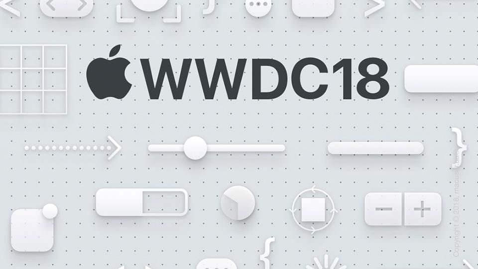 Презентация Apple WWDC 2018