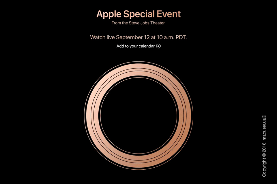 Итоги презентации Apple Main Event 2018