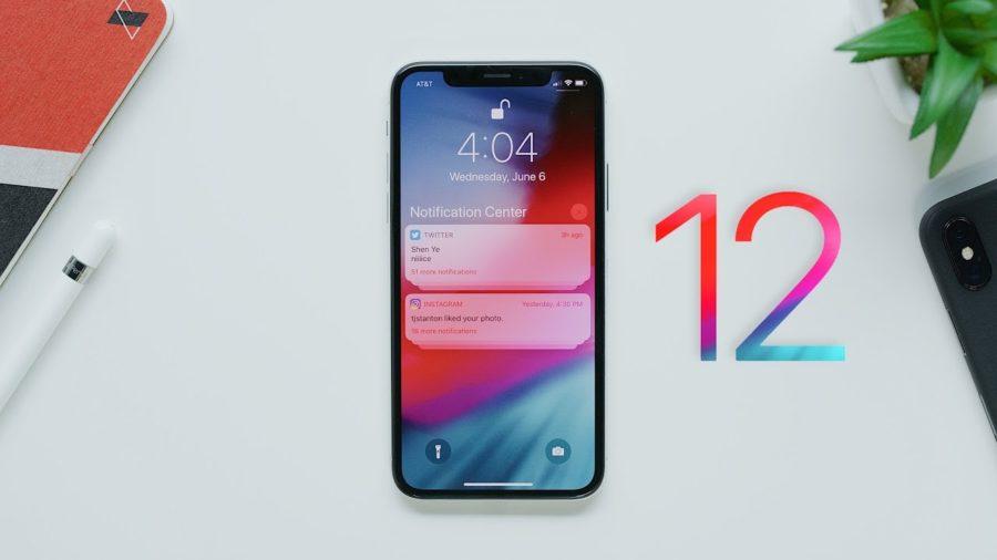 Первый взгляд на iOS 12