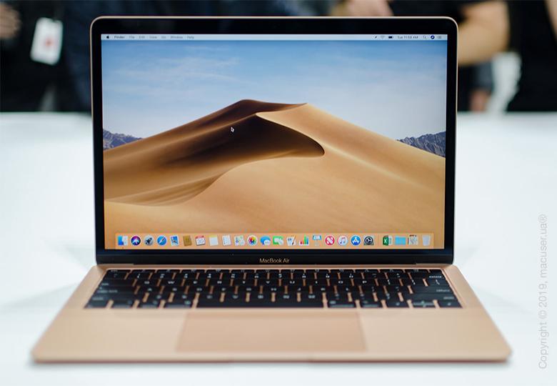 Полный обзор MacBook Air 13 Retina