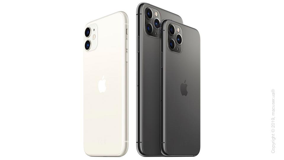 Предзаказ на новые модели iPhone 11, iPhone 11 Pro, iPhone 11 Pro Max