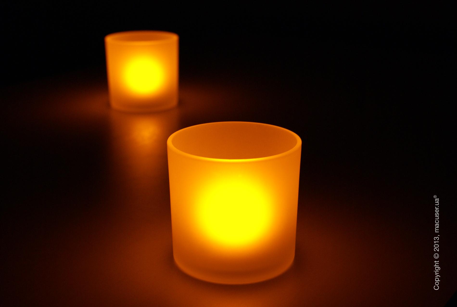 Декоративные светильники Philips Imageo CandleLights Naturelle