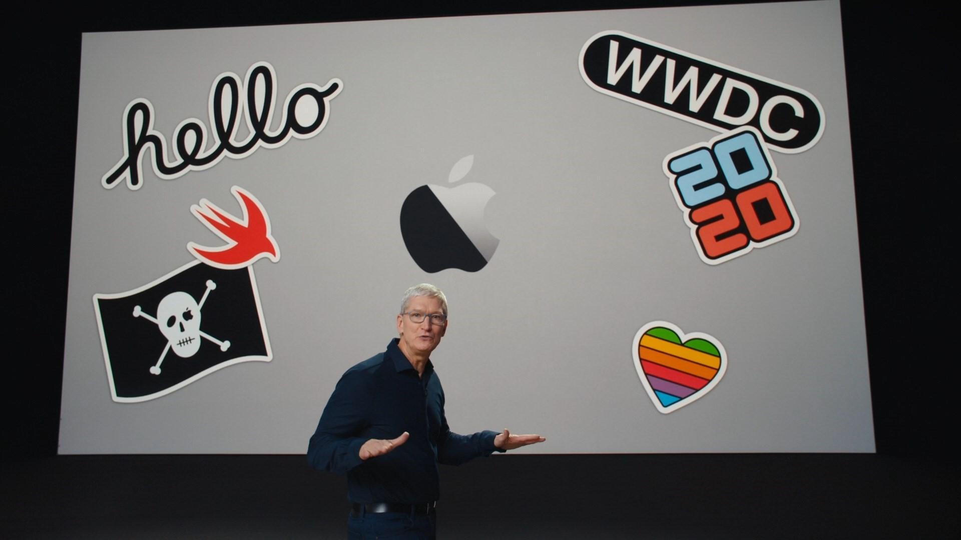 Apple озвучила дату и время проведения презентации WWDC 2020