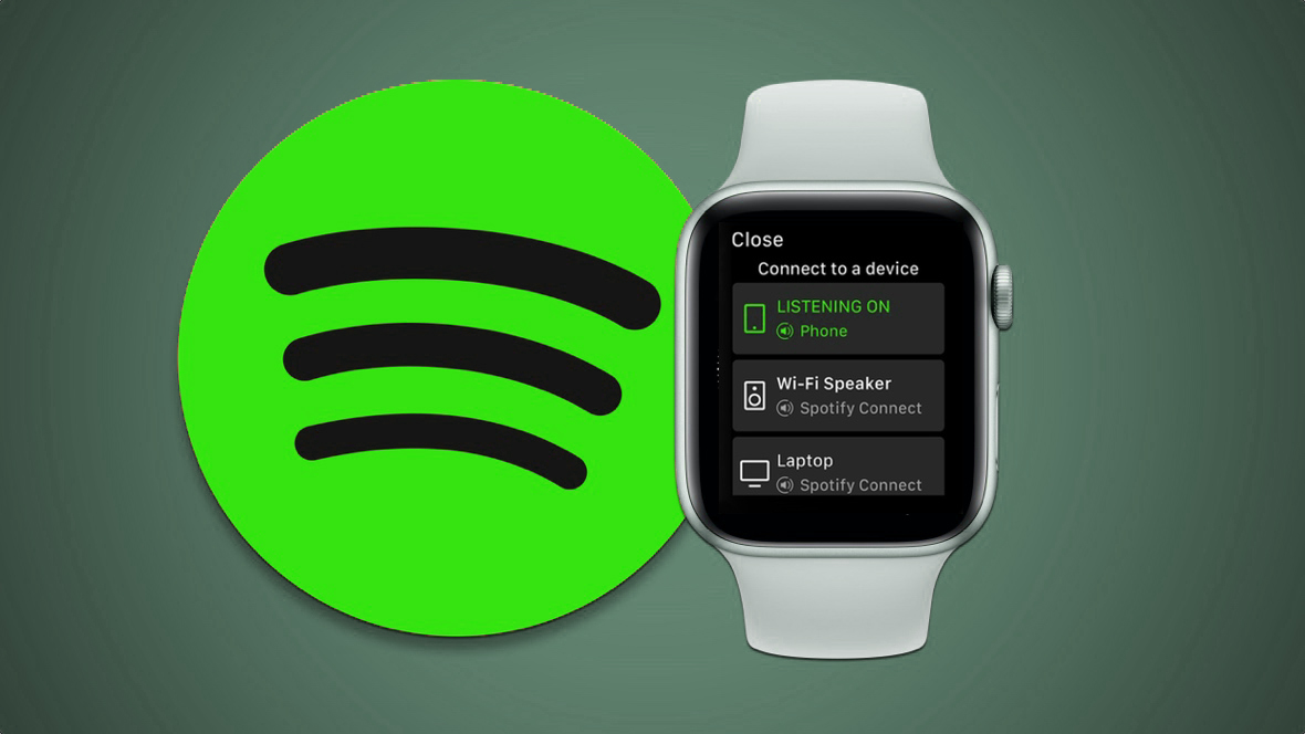 Apple Watch поддерживает Spotify без наличия iPhone
