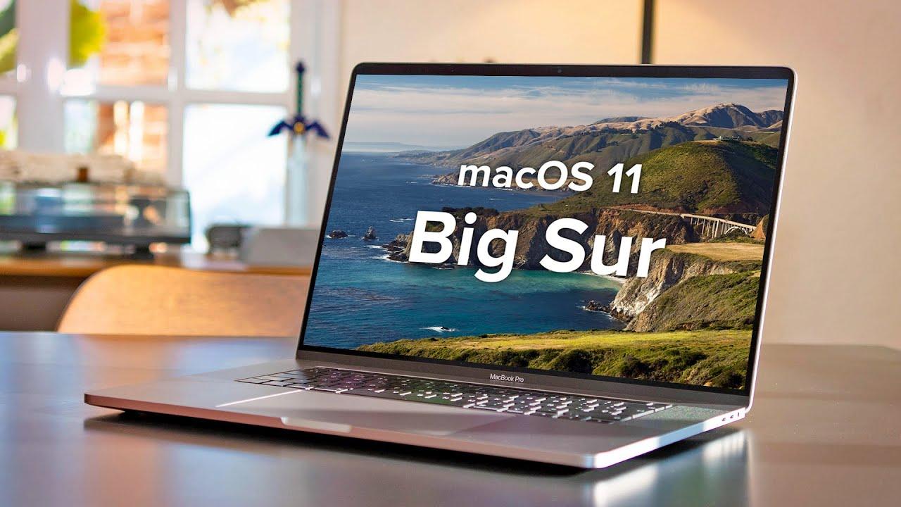 macOS Big Sur 11: критические проблемы с обновлением