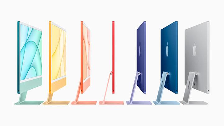 На что способны новые iMac 2021