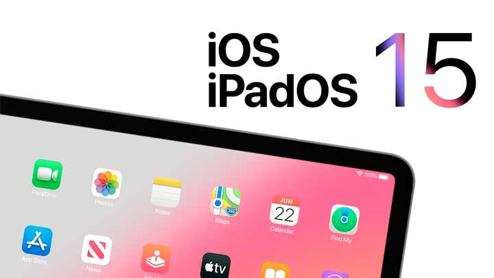 Установка iOS 15 и iPadOS 15 beta