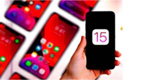 Обновленная iOS 15
