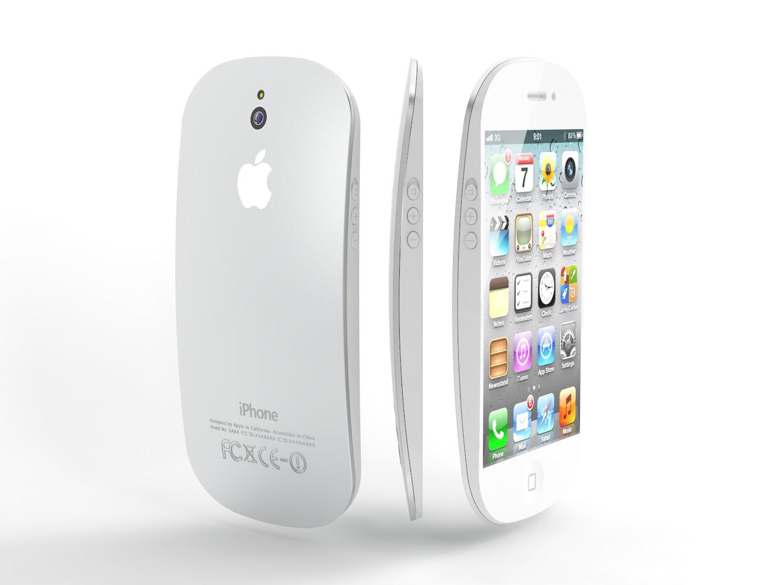 А какой iPhone вы хотите в будущем? Концептуальные идеи дизайнеров и инженеров.