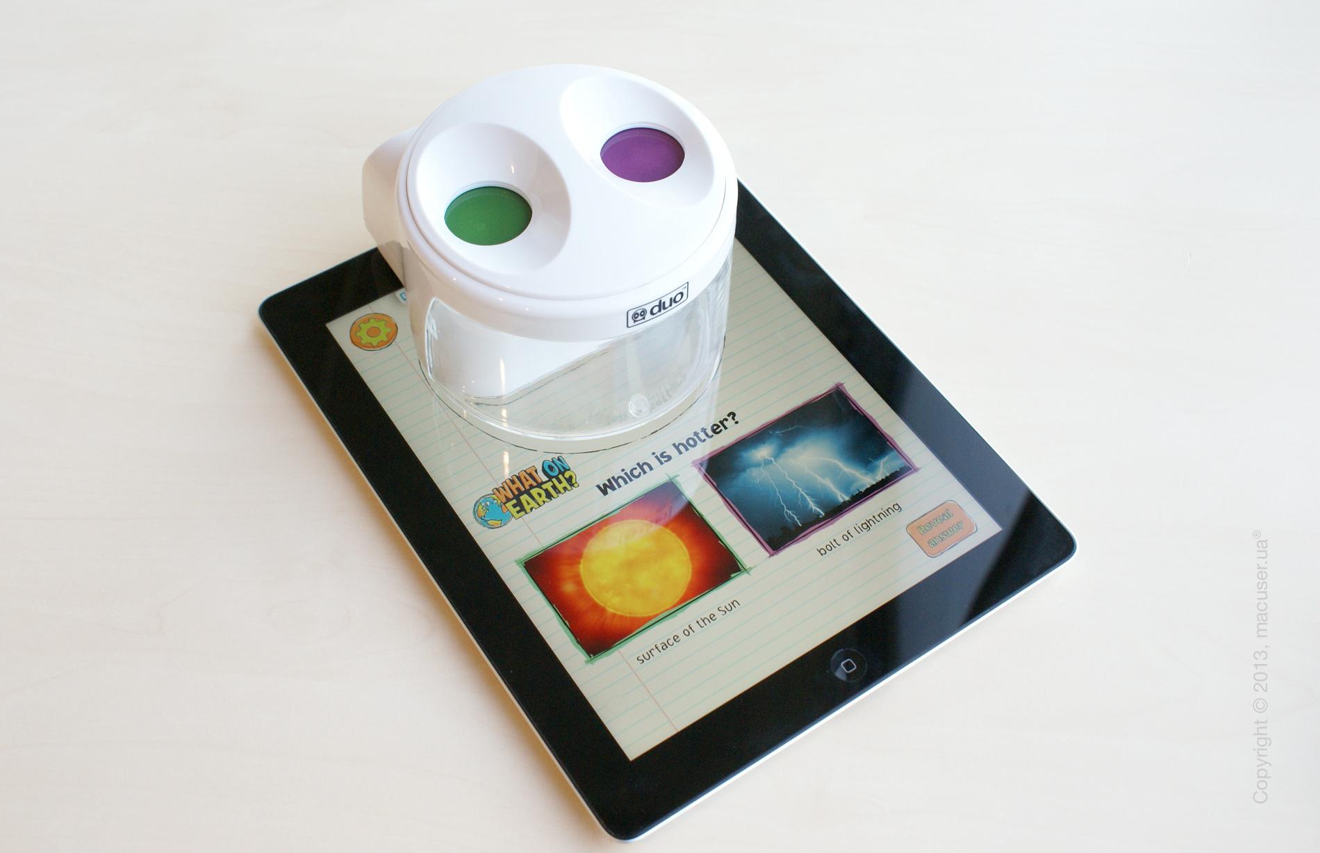 Красочная развивающая игра Duo Plink for iPad
