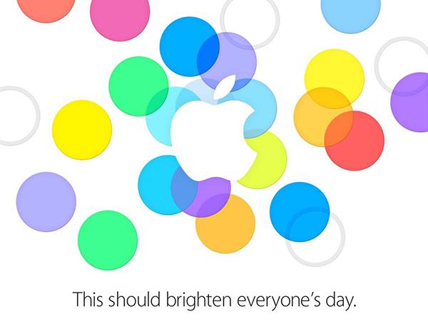 Компания Apple начала рассылку официальных приглашений на презентацию 10 сентября
