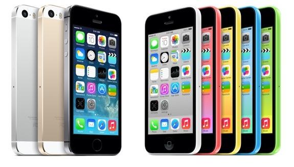 Почему «iPhone 5s» и «iPhone 5c», а не «iPhone 5S» и «iPhone 5С»?