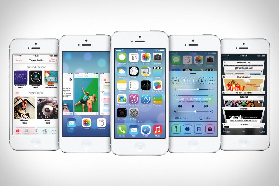 Пора обновиться! Официальный релиз новой iOS 7 состоялся!
