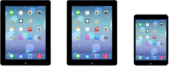 А как вам новая iOS 7 для iPad?