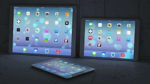 13-дюймовый iPad не за горами!