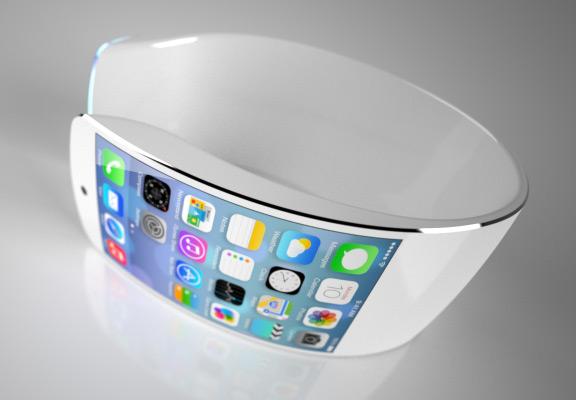 Умные часы от Apple получат обтекаемую форму и OLED-дисплей.