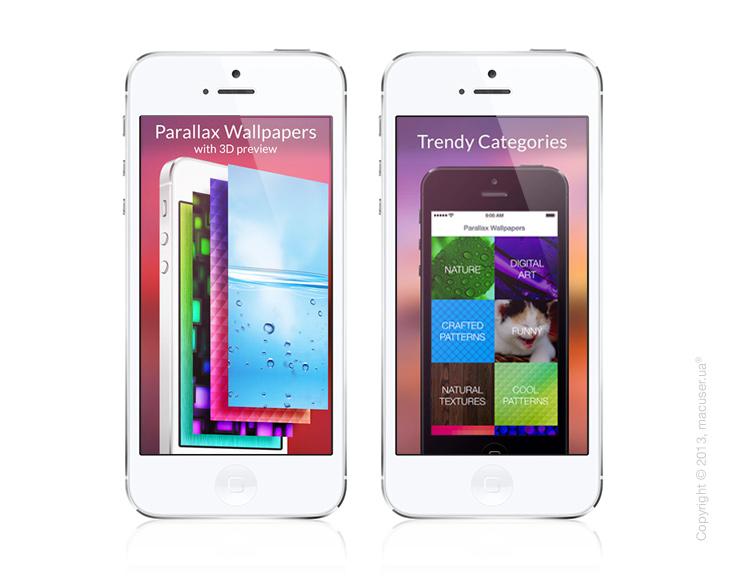 Parallax Wallpapers. Отличный выбор параллакс-обоев для вашего iPhone