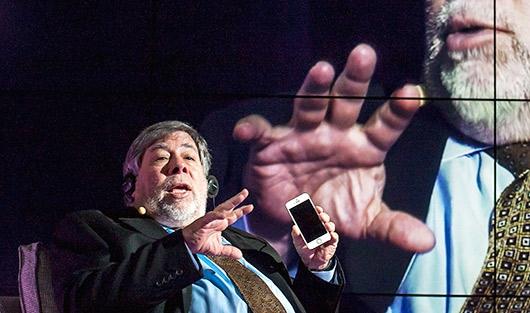 [ИНТЕРВЬЮ] Стив Возняк пускается в рассуждения о будущем Apple.