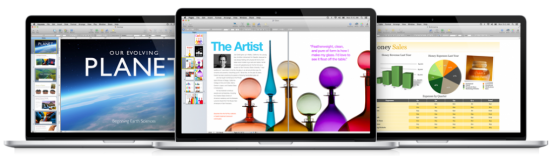 Пакет программ iWork для OS X: что нового?
