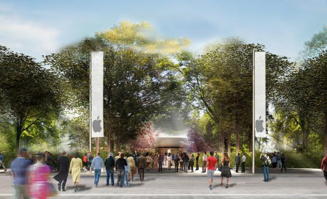 Давайте заглянем внутрь «космического» кампуса Apple