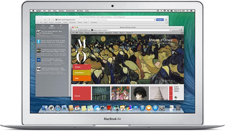 Все секреты «горячих клавиш» Safari в Mac OS X