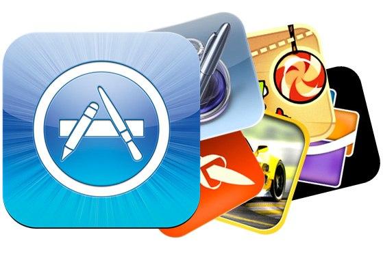 App Store занял первое место среди трех крупных магазинов приложений